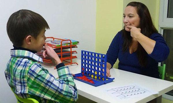 گفتاردرمانی-کودکان