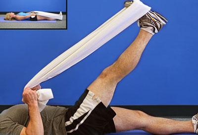 تمرینات ورزشی برای آرتروز زانو