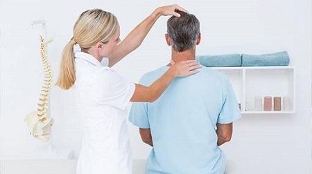 درمان دیسک گردن با فیزیوتراپی