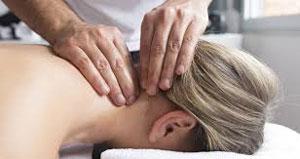 ماساژ درمانی گردن درد