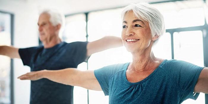 حرکات ورزشی مربوط به دامنه حرکتی برای درمان آرتروز شانه