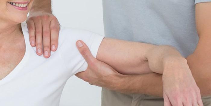 فیزیوتراپی درمان آرتروز شانه