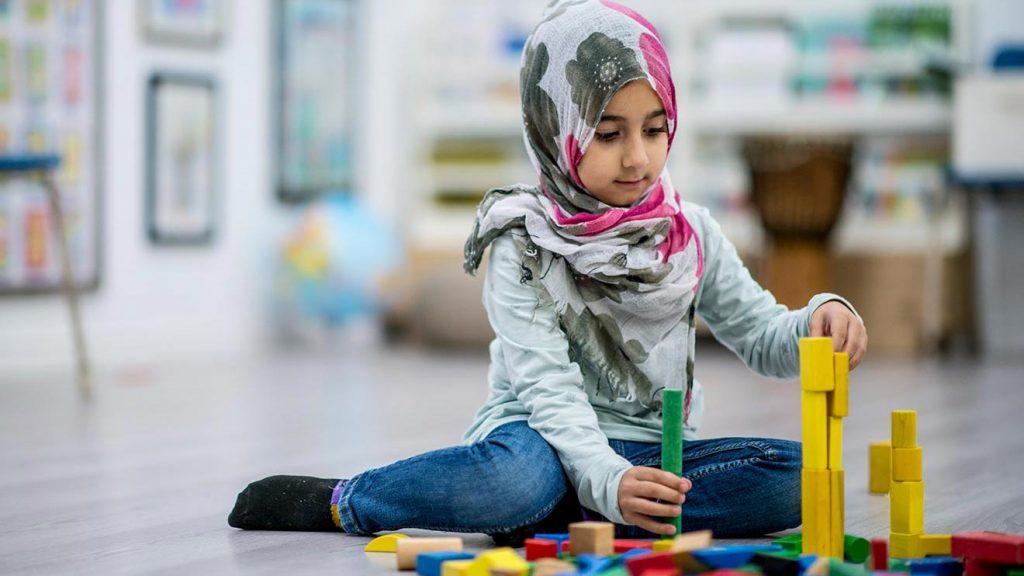 فعالیت کاردرمانی در کودکان