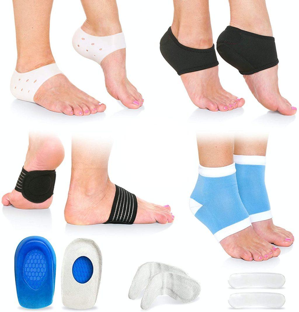 کفش درمان خار پاشنه