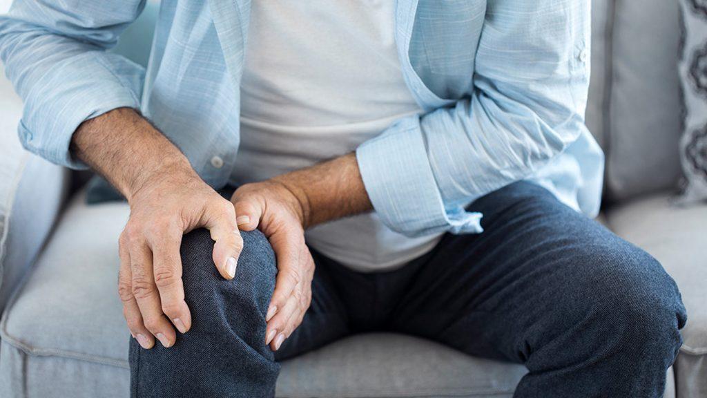 زانو درد عصبی در سالمندان