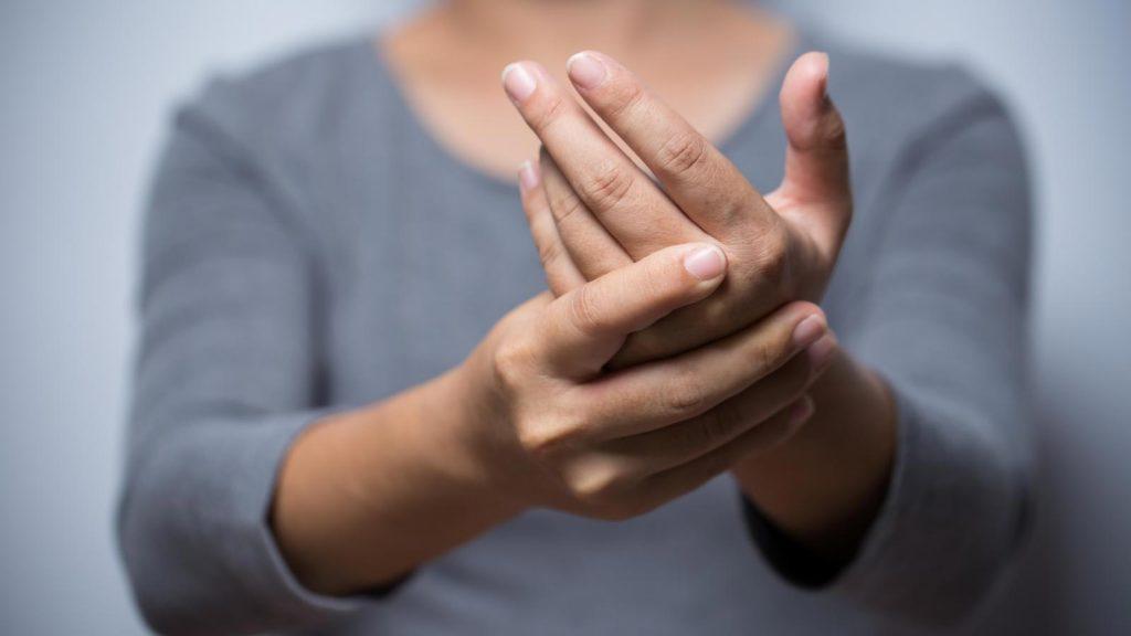 فیزیوتراپی برای دردهای نوروپاتیک دست