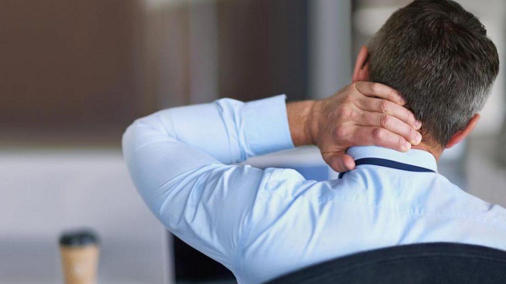 تشخیص شکستگی گردن