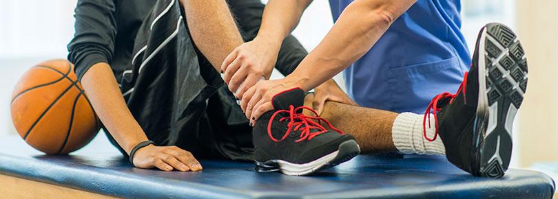 متخصص ورزشی درمانی