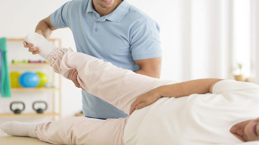 تسکین درد ناشی از گیر افتادگی عصب در مفصل ران